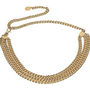 🆕️Vince Camuto gold chain belt